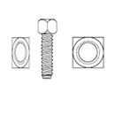 Jack Bolts by Delta Fastener